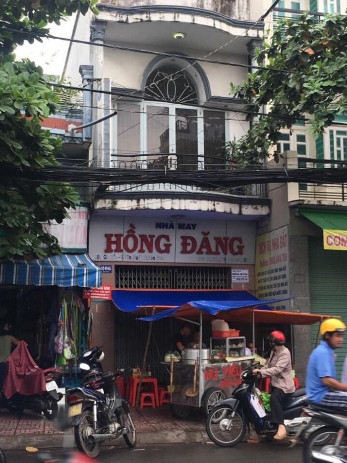 Bán nhà mặt tiền Gò Dầu phường Tân Quý, quận Tân Phú.