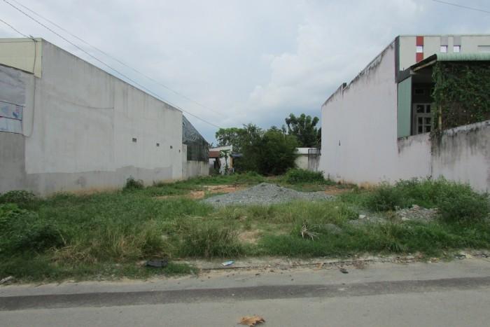 Cần tiền đầu tư cần bán đất 7x17m đường Đoàn Nguyễn Tuấn gần chợ Hưng Long Bình Chánh