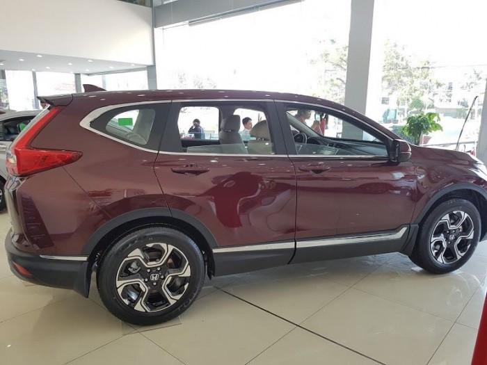 Honda CRV 1.5 Turbo 2018 Nhập Khẩu Thái 0
