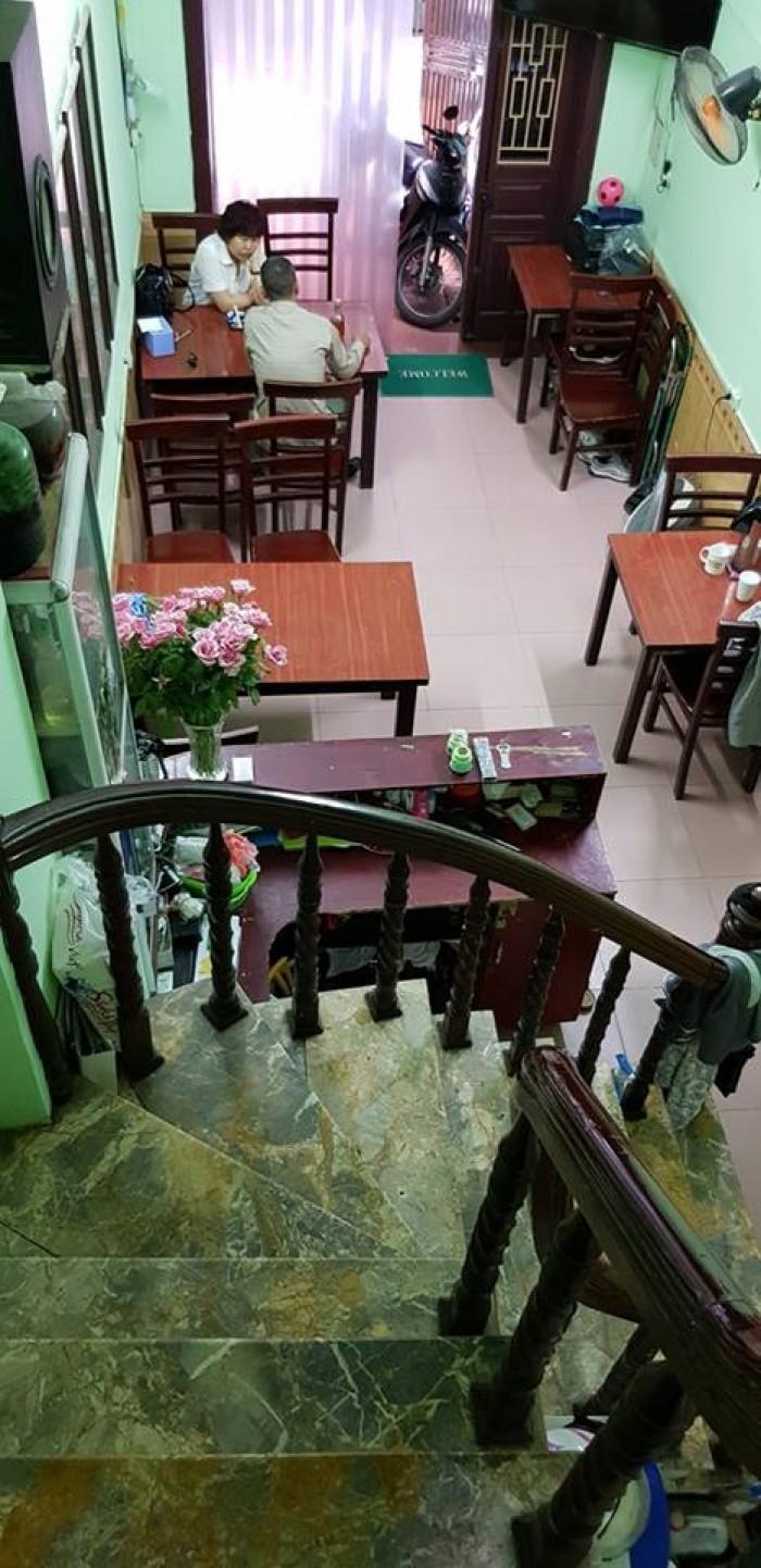 Bán nhà Hoa Lư 50m2 5 tầng kinh doanh tốt