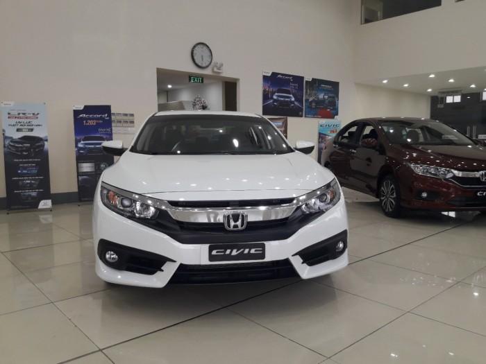 Honda Civic 1.8 Nhập Khẩu Nguyên Chiếc Từ Thái Lan 0