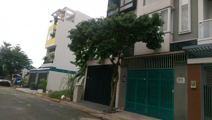 Nhà mới đẹp 4 tầng khu đông đúc An Phú An Khánh Q2