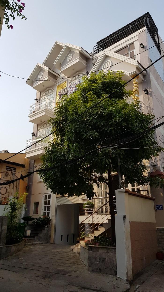 Bán Nhà Hxh Trần Bình Trọng, Q.5, Dt: 4.3x12.5m, 3 Lầu
