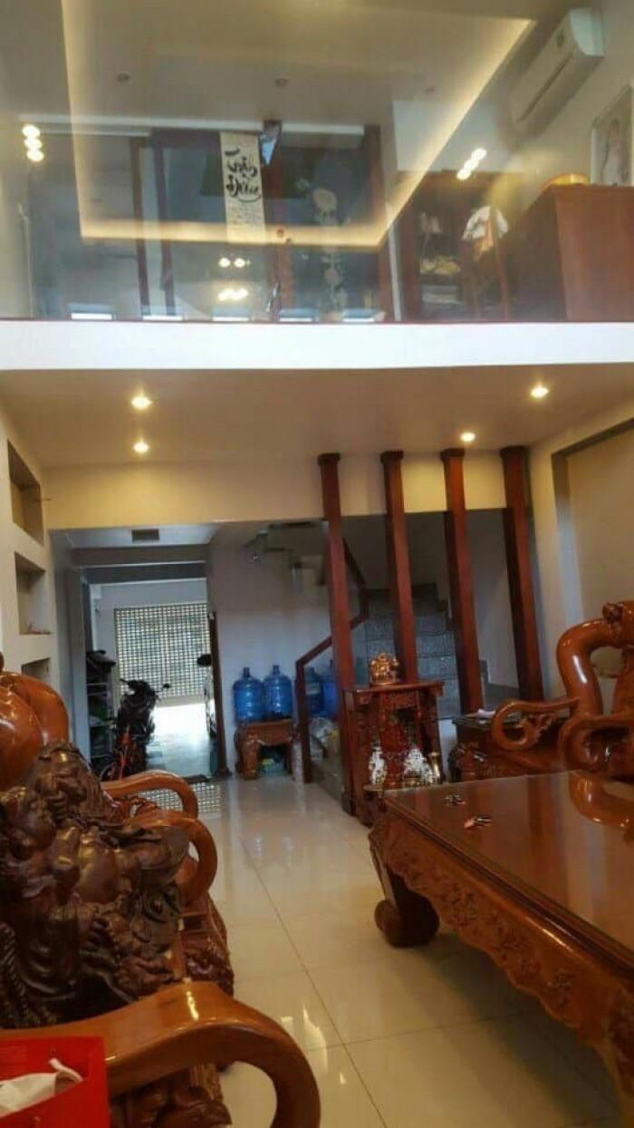 Bán nhà 4 tầng, Lê Thị Hồng,P17, Gò Vấp, 4x18, giá: 6.5 tỷ