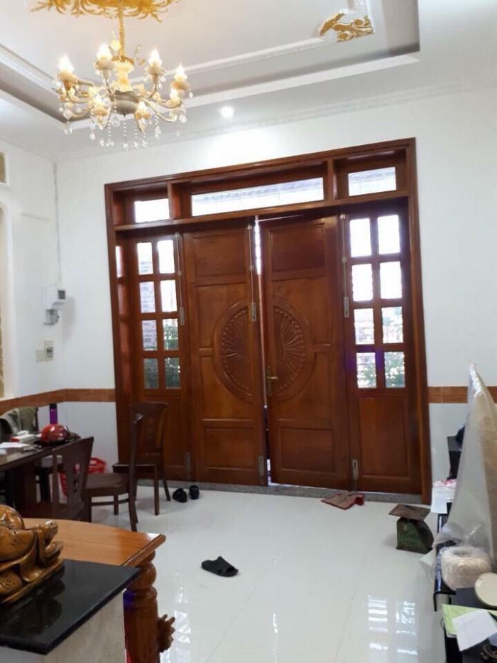 Bán Nhà 1 Trệt 1 Lầu KDC Quân Báo Đ.Nguyễn Văn Linh P.Long Tuyền DT 5x15