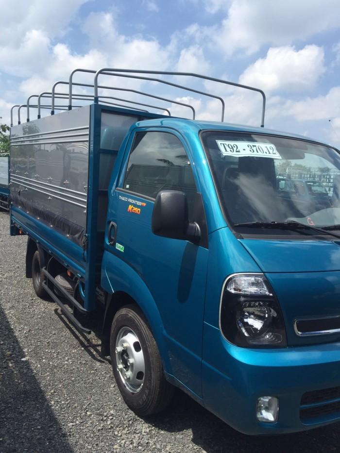 Kia Bongo sản xuất năm 2018 Số tay (số sàn) Xe tải động cơ Dầu diesel