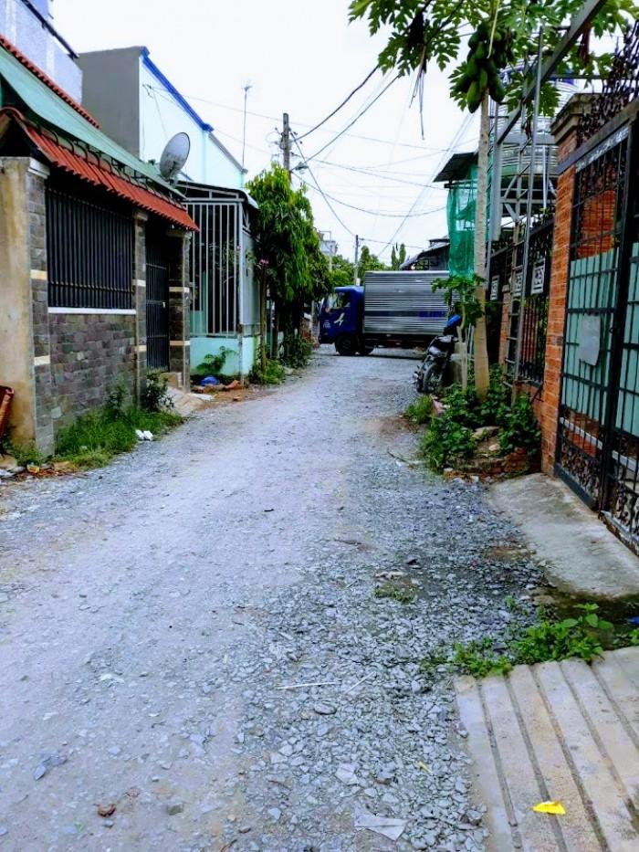 Cần bán gấp lô đất 68m2 huyện Bình Chánh