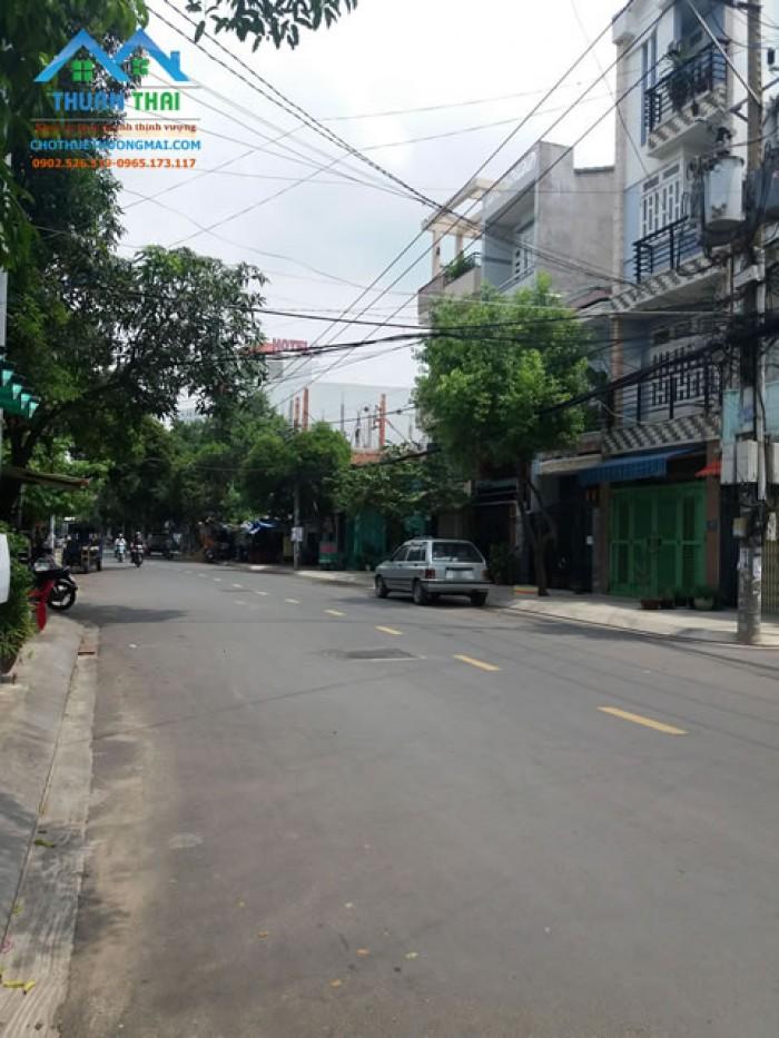 Mặt Bằng Cho Thuê Đường Thoại Ngọc Hầu - Tân Phú - 4x12m -