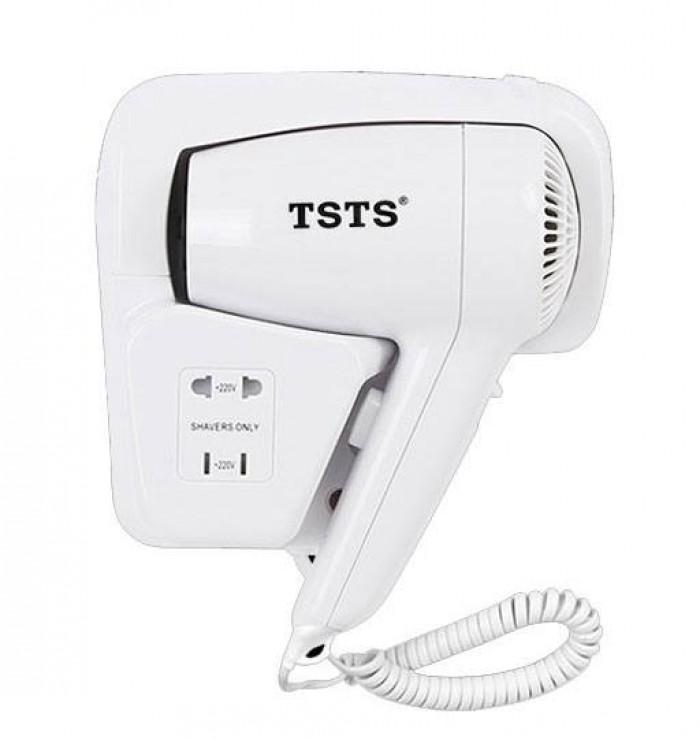 Máy sấy tóc treo tường kiêm ổ cắm TSTS TS-92003GF4
