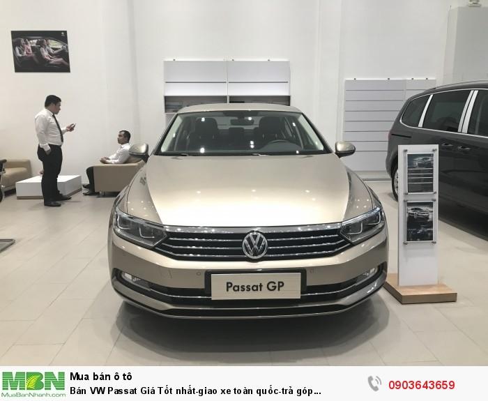 Bán VW Passat Giá Tốt nhất-giao xe toàn quốc-trả góp 85%