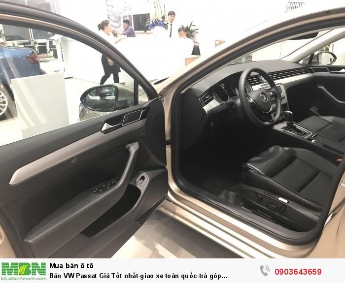 Bán VW Passat Giá Tốt nhất-giao xe toàn quốc-trả góp 85% 2