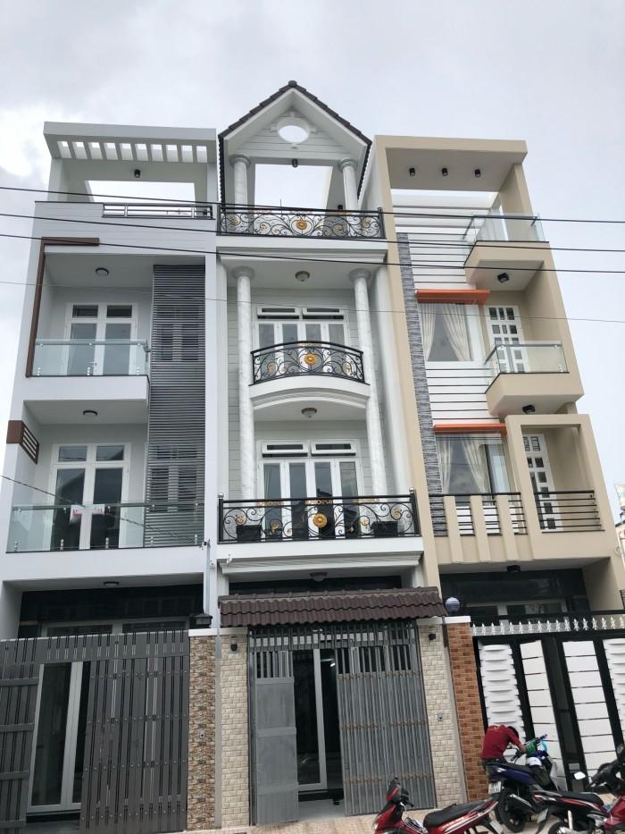 Bán 2 căn  Nhà MT Đường Lê Quốc Trinh,Phường Phú Thọ Hòa,Quận Tân Phú