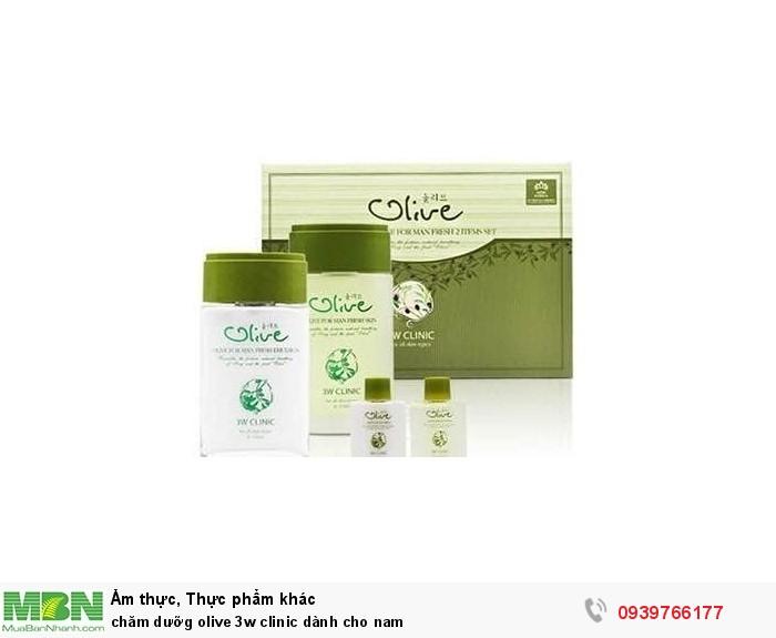 Chăm dưỡng olive 3w clinic dành cho nam2