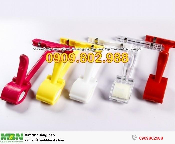 Sản xuất wobbler để bàn15