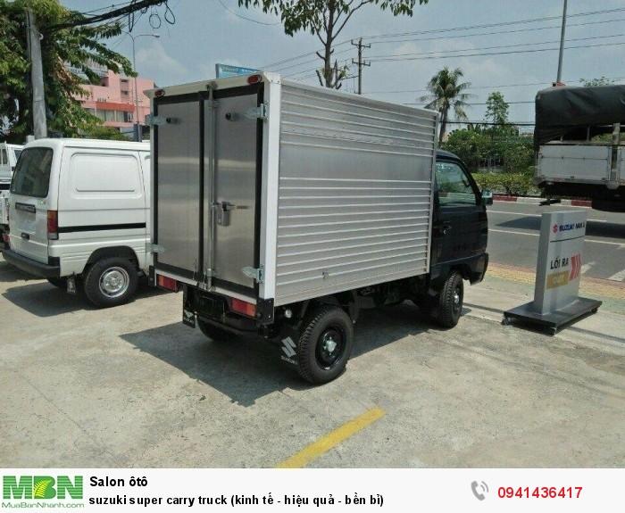 Suzuki Super Carry Truck 550kg