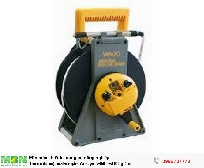 Thước đo mặt nước ngầm yamayo rwl100, rwl500
