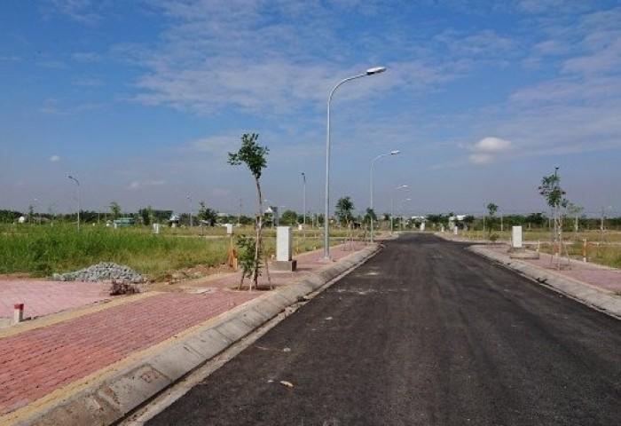 Đất 5x20m2 MT đường 17m . Nguyễn Văn Tạo . Nhà Bè giá rẻ chỉ 10tr/m2