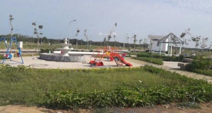 Đất nền Nguyễn Bình, Nhà Bè, cách Phú Mỹ Hưng 10km, giá 10tr\m2.