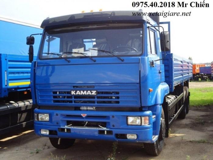 Xe tải thùng kamaz 65117 giá rẻ nhất thị trường