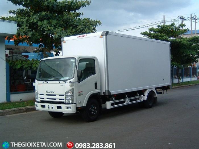 Đại Lý Xe Tải Đông Lạnh xe tải isuzu 5T đông lạnh  xe tải isuzu 5t5 đông lạnh,hỗ trợ trả góp 90%.