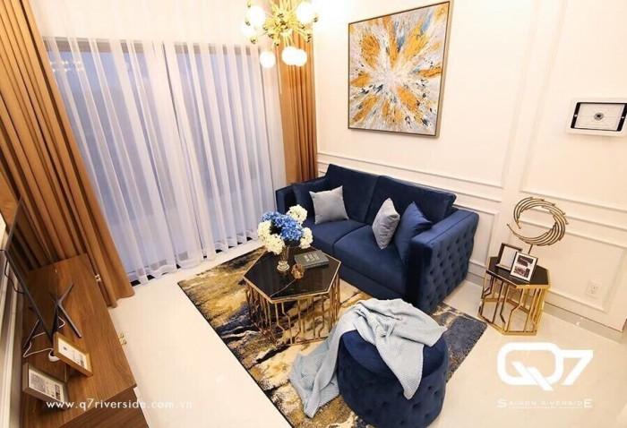 Tặng ngay cặp vé đi du lịch Hồng Kông ( 3N-2Đ) khi mua căn hộ Q7, VIEW SÔNG