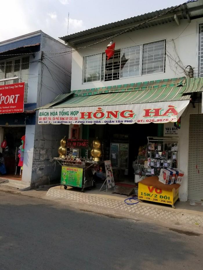 Nhà MT đường Vườn Lài nối dài cần bán gấp