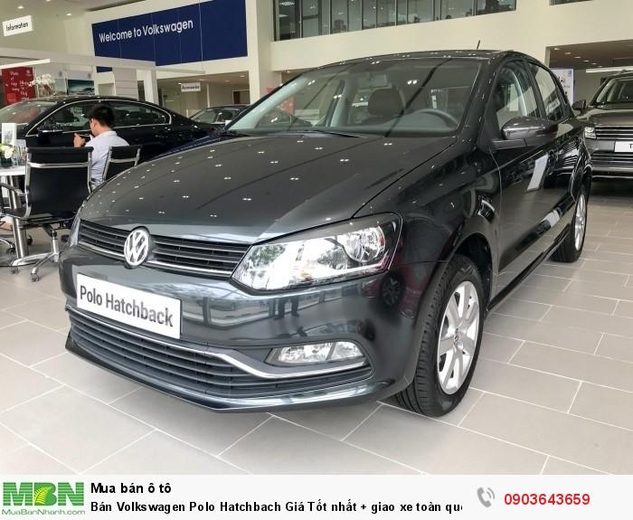 Bán Volkswagen Polo Hatchbach Giá Tốt nhất + giao xe toàn quốc +hỗ trợ vay 85% 2