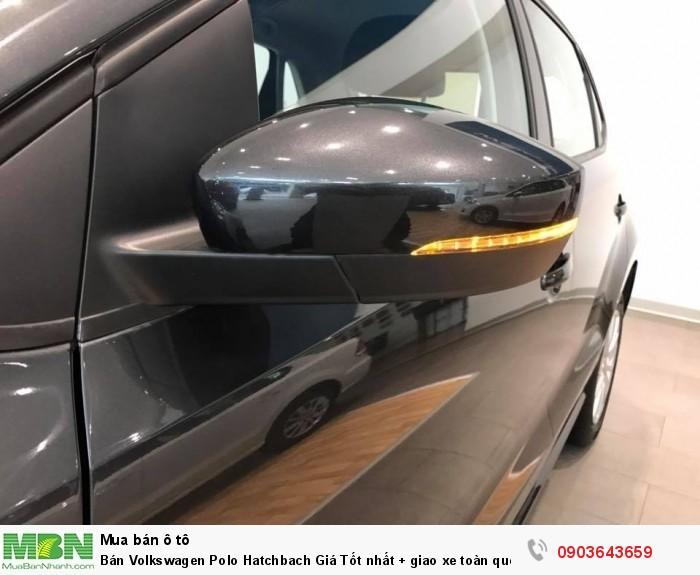 Bán Volkswagen Polo Hatchbach Giá Tốt nhất + giao xe toàn quốc +hỗ trợ vay 85% 3