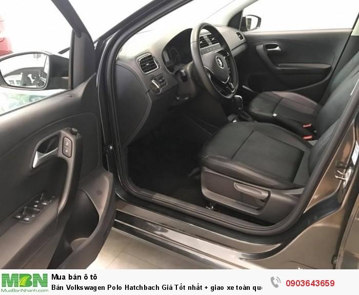 Bán Volkswagen Polo Hatchbach Giá Tốt nhất + giao xe toàn quốc +hỗ trợ vay 85% 5