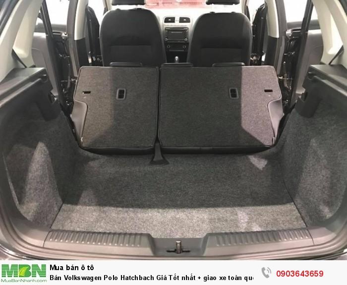Bán Volkswagen Polo Hatchbach Giá Tốt nhất + giao xe toàn quốc +hỗ trợ vay 85% 7
