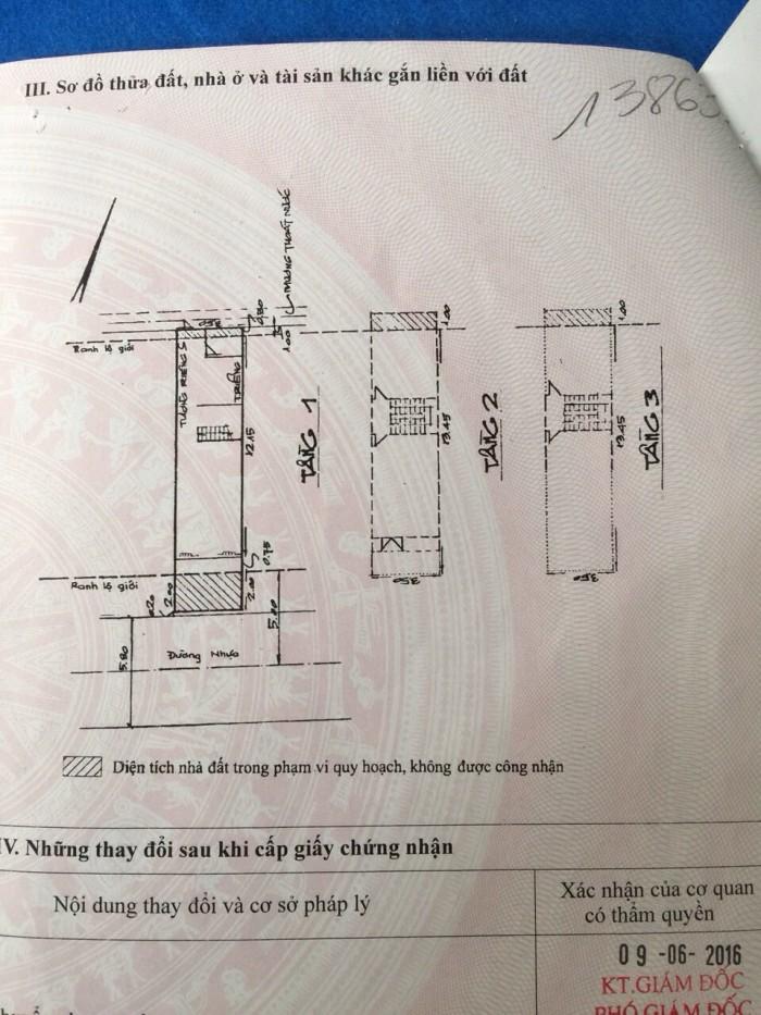Nhà Gò Vấp Bán nhanh - Hẻm xe hơi 7m - Lê Đức Thọ, P17