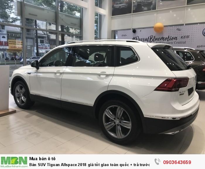 Bán SUV Tiguan Allspace 2018 giá tốt giao toàn quốc + trả trước chỉ 400tr + 090.364.3659 4