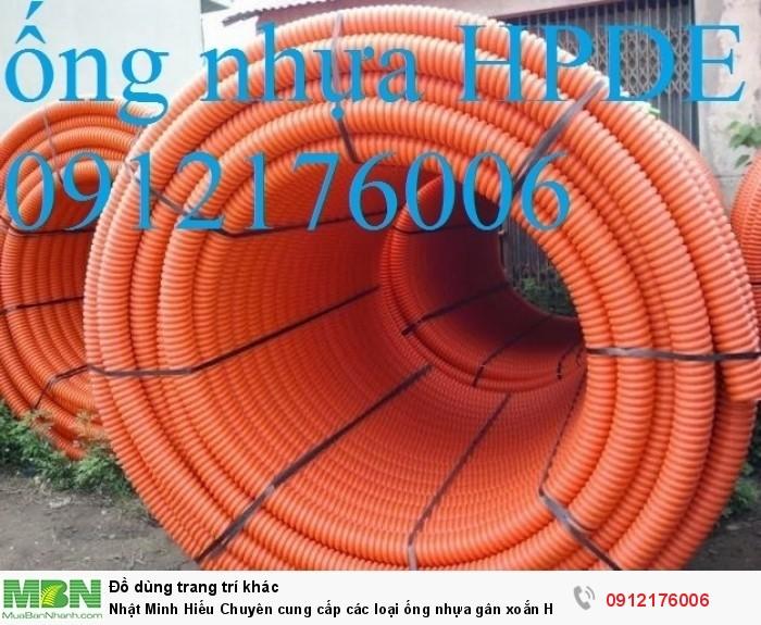 Chuyên cung cấp các loại ống HPDE0