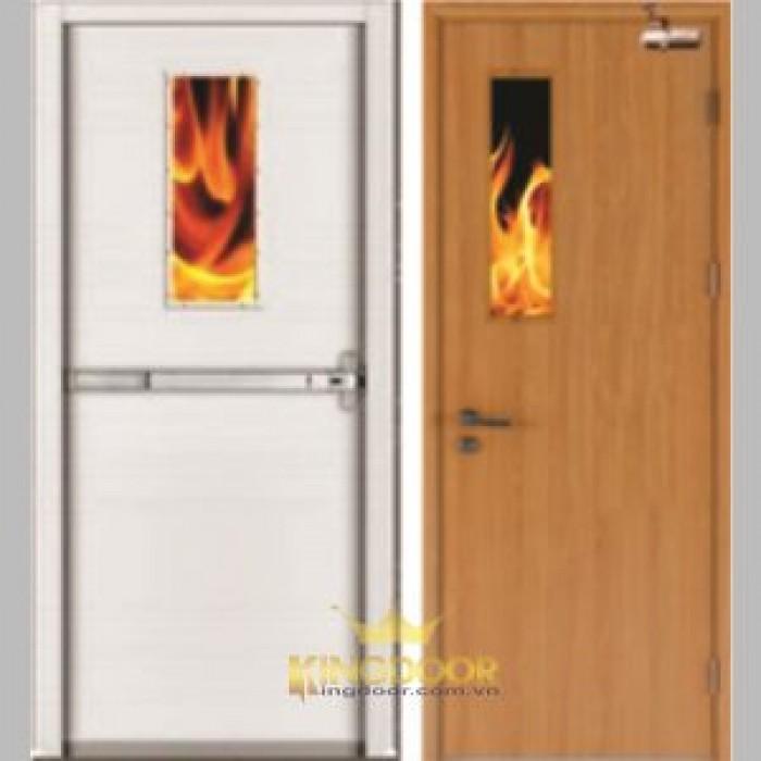 Cửa gỗ chống cháy chuyên dùng cho công trình các tỉnh miền tây1
