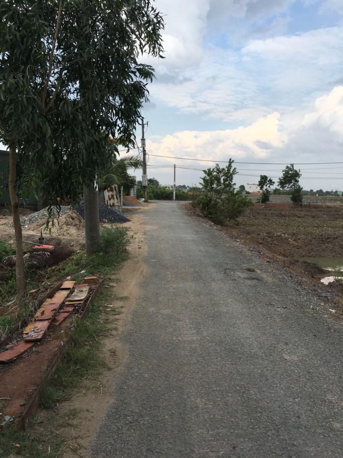 Đất Mặt Tiền Đường Nguyễn Văn Thời, Quy Đức, Bình Chánh