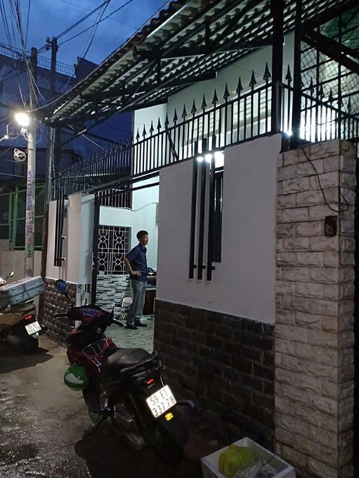 Bán nhà Trần Quý Cáp, 54m2, Phường 11, Bình Thạnh