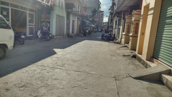 Mảnh đất đầu tư hoặc kinh doanh tại mặt đường An Đào.