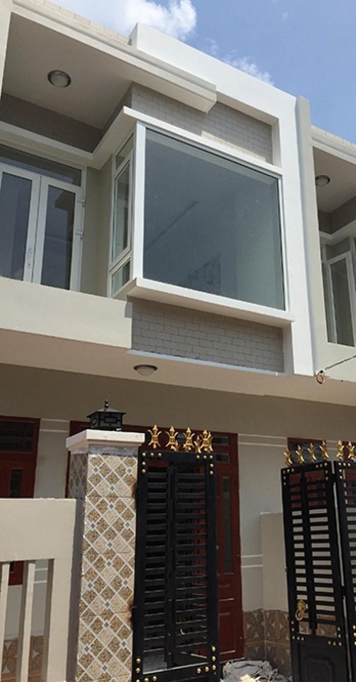 Cần tiền bán gấp căn nhà 1 trệt 1 lầu 4x10