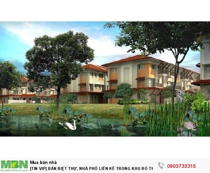 [Tin Vip] Bán Biệt Thự, Nhà Phố Liền Kề Trong Khu Đô Thị Sinh Thái Ecolakes, Nhà Đẹp, Full Nội Thất.