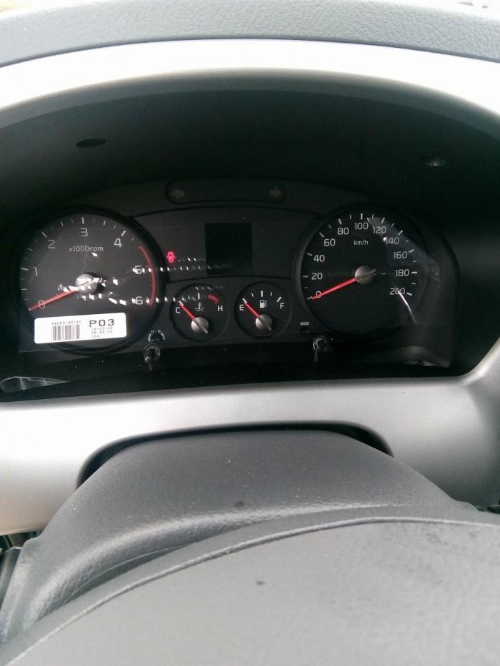 Xe tải 1.4T, xe tải Thaco Kia K250, xe mới 100%, động cơ mới 2