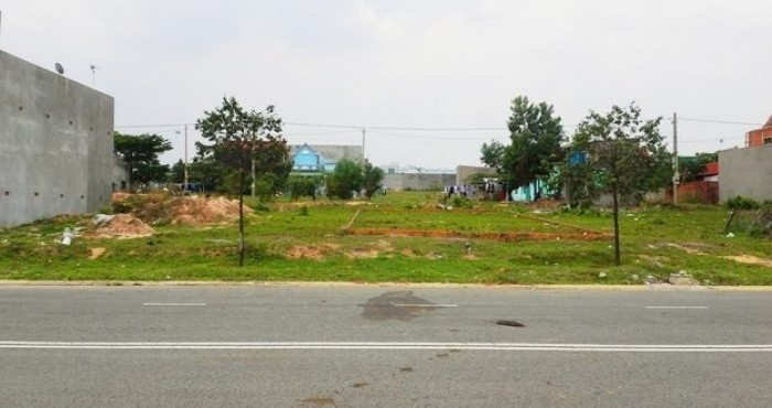 Đất mặt tiền Quách Điêu ,Bình Chánh dt 1020m2 tc 200m2