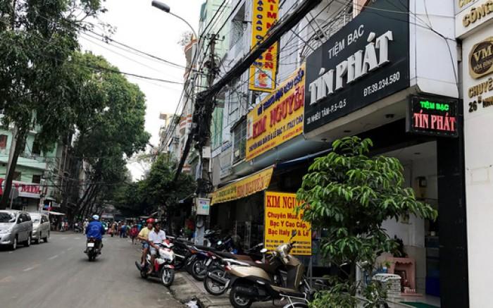 Cho thuê ngay nhà hàng phố Ngọc Lâm, LB kinh doanh bậc nhất HN DT 150m2, 3 tầng.