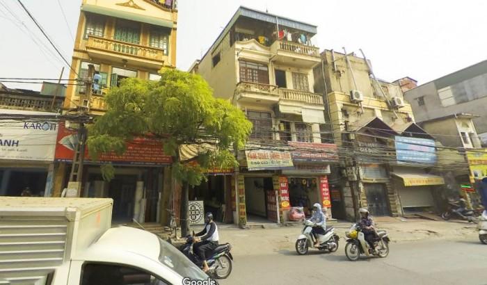 Bán đất Mặt phố+ Lô góc 45m2 Đất, Mặt tiền 4,6m. Phố Nguyễn Ngọc Nại.