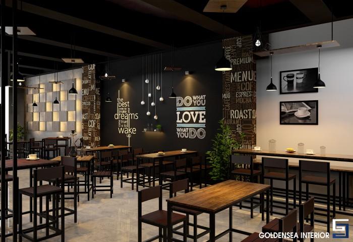 Cho thuê cửa hàng cafe  'Đẹp nhất' HV Nông Nghiệp