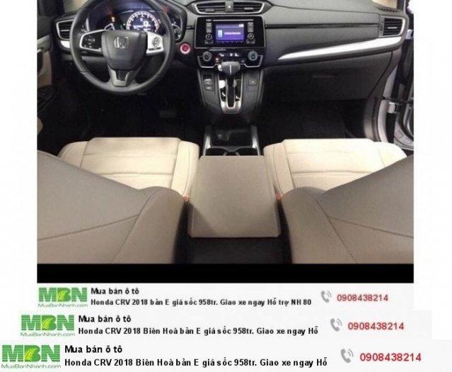 Honda CRV 2018 Biên Hoà bản E giá sốc 973tr. Giao xe ngay Hỗ trợ NH 80% 3