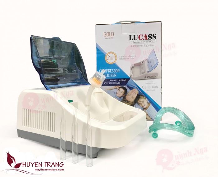 Máy hút mụn Lucass LUS010