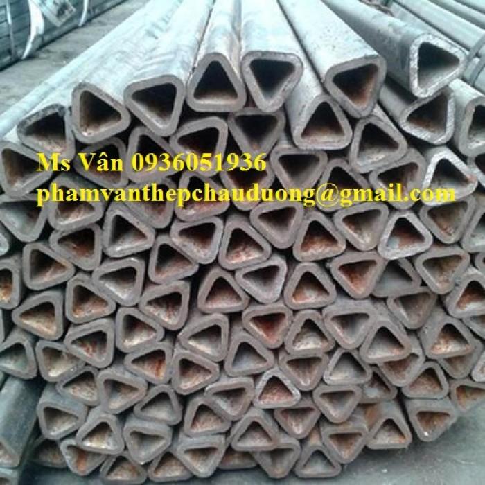 Ống tam giác inox 316L