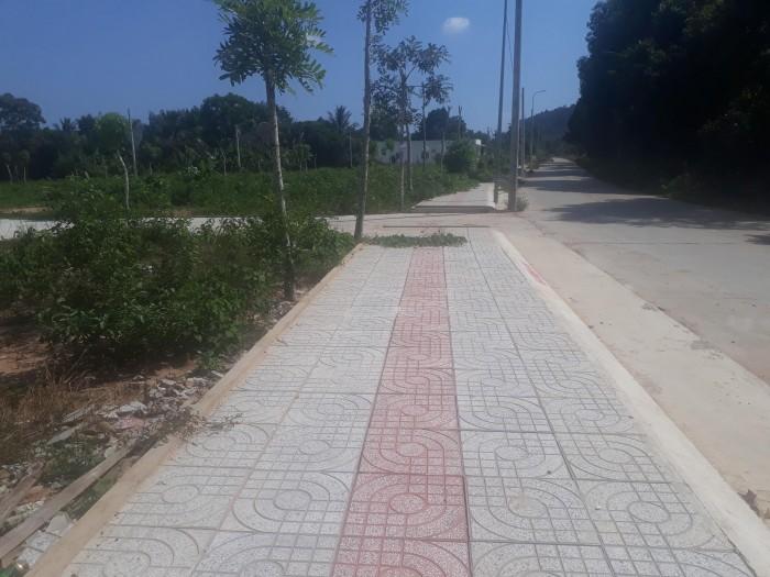 Đất Chính Chủ Mặt Tiền Đường Búng Gội, Cửa Dương, Phú Quốc, SHR.