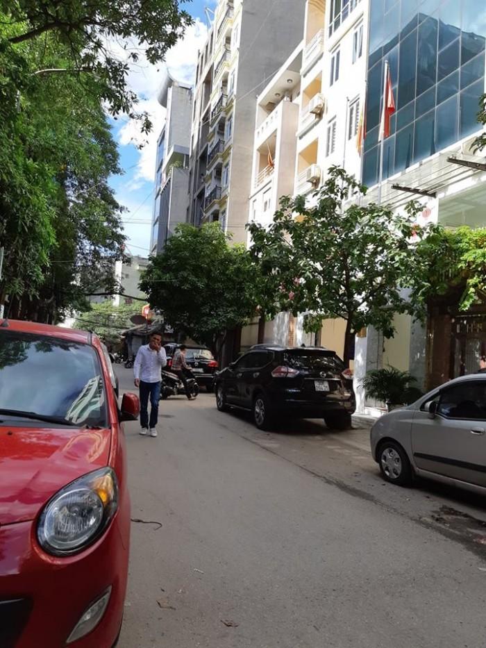 Bán gấp nhà kinh doanh phố Lê Đức Thọ 110m2, 6 tầng, Mt 7m