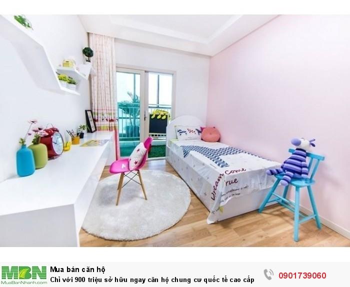 Chỉ với 900 triệu sở hữu ngay căn hộ chung cư quốc tế cao cấp tại Mỗ Lao – Hà Đông